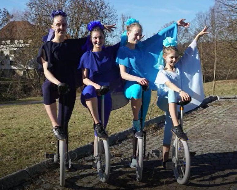 10. Schwäbischer Einradtag – Über den Tellerrand geschaut